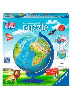 Puzzle 3D Globo