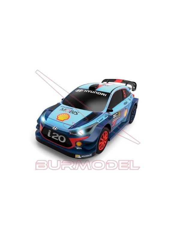 Coches slot Hyundai i20 WRC escala 1/43