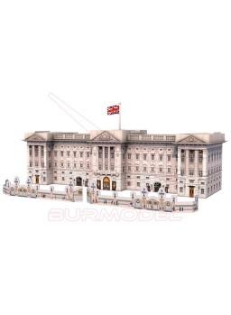 Puzzle tridimensional Buckingham Palace 216 piezas