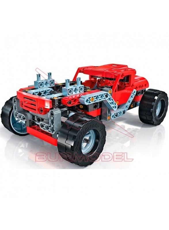 Laboratorio de mecánica Monster Truck