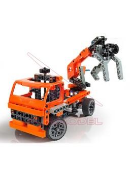 Laboratorio de mecanica Camiones de Transporte
