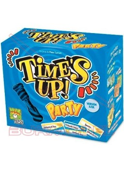 Juego de mesa Time´s up party 2 azul