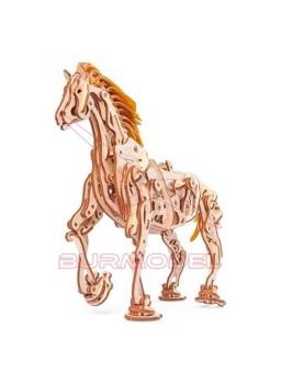 Maqueta caballo mecánico