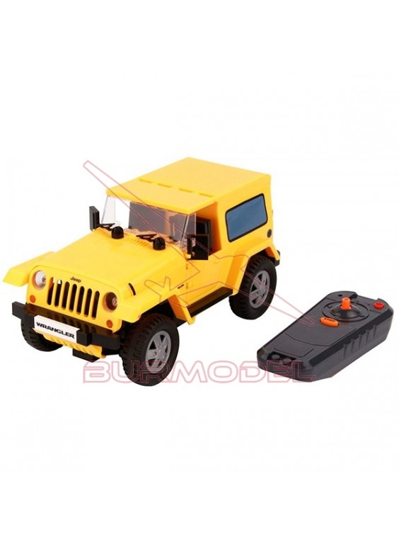 Kit construcción Jeep rc
