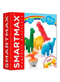 Juego magnético SmartMax Mi primer dinosaurio