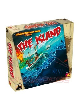 Juego de mesa The Island