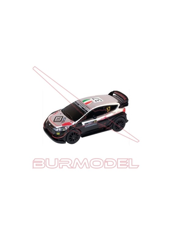 Coches slot Ford Fiesta WRC escala 1/43