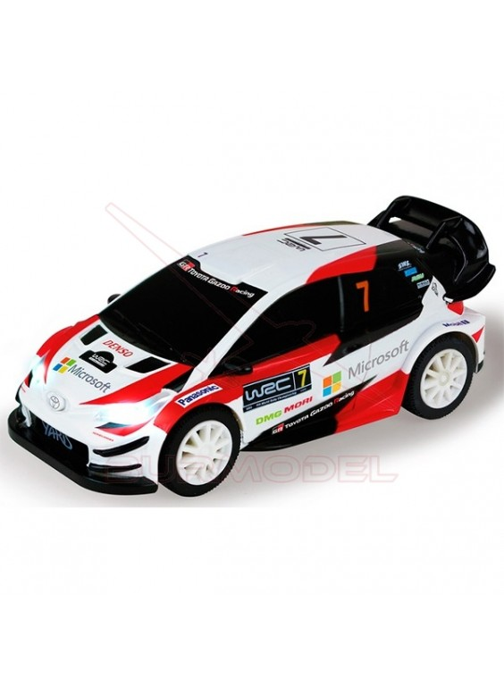 Coches slot Toyota Yaris WRC escala 1/43