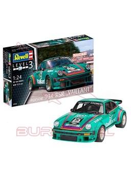 Maqueta montar Porsche 934 RSR Vaillant