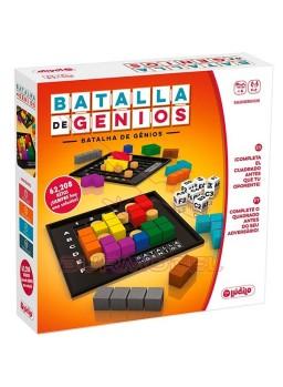 Batalla de genios con 62208 retos