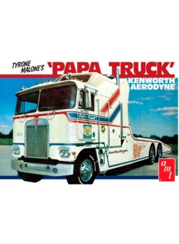 Maqueta Tyrone Malone Kenworth Aerodyne