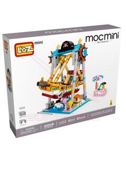 Atracción barco pirata Loz Mini