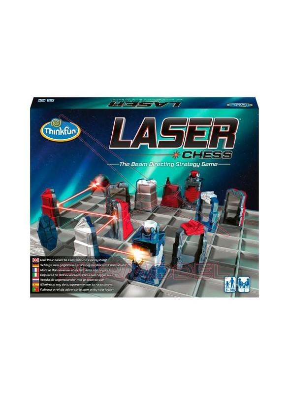 Laser Chess.Juego de estrategia para dos jugadores