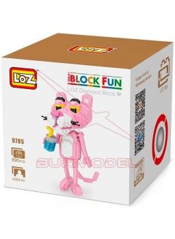 Juego de construcción Pantera rosa 890 piezas