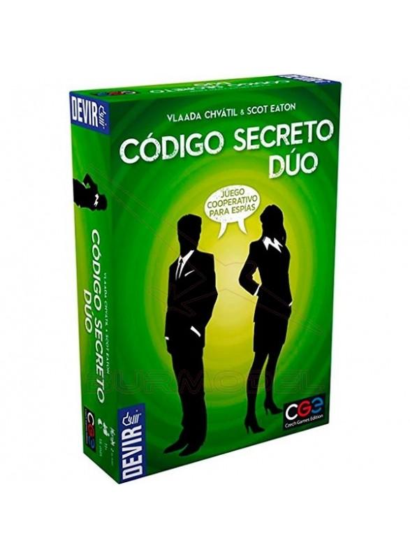 Juego Código Secreto Dúo