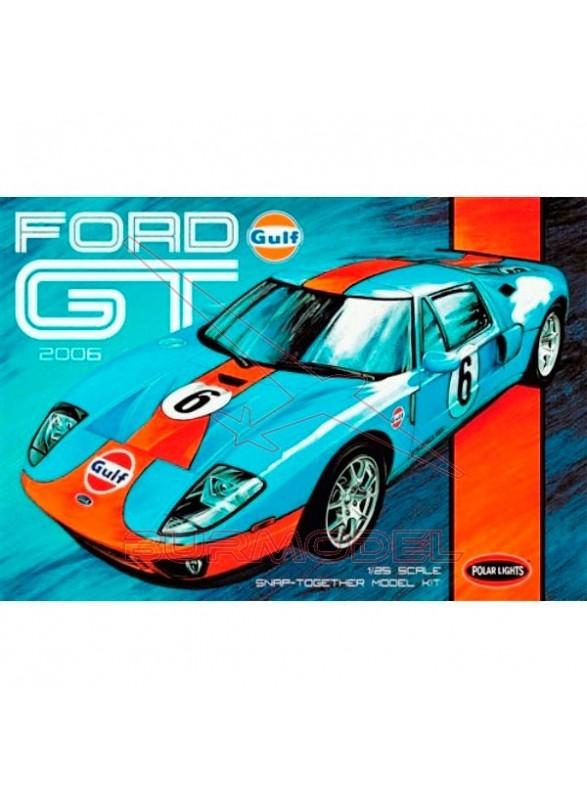 Maqueta Ford GT 2006 1/25