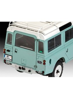 Maqueta Land Rover Series III LWB 1/24 Revell