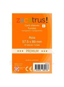 Fundas Asia Premium (57,5x89mm) 50 unds