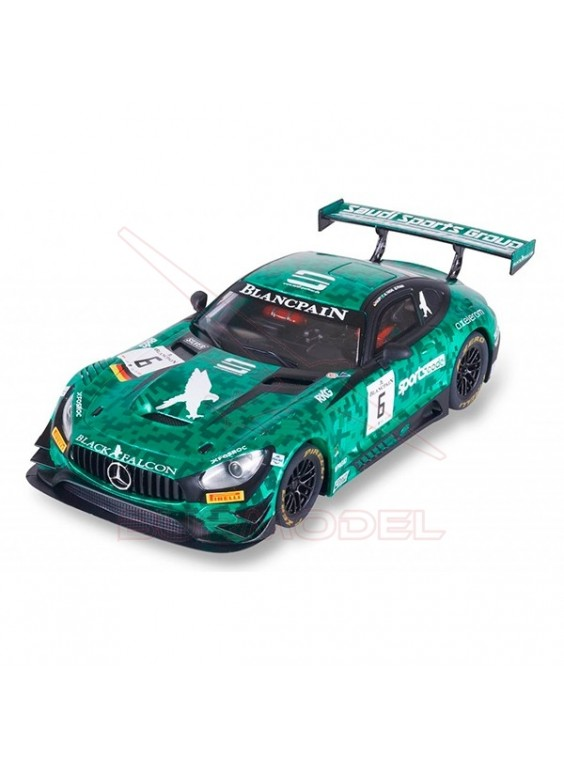 Coche Scalextric Advance Mercedes AMG GT3 Sports-