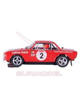 Coche Scalextric Advance Lancia Fulvia 1.6 HF