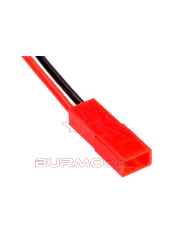 Conector BEC Hembra con cable