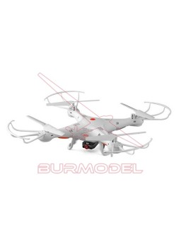 Dron Visor WIFI HA con sensor barométrico