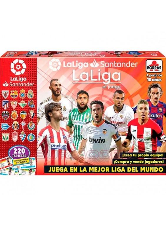 La Liga el juego 2019-2020