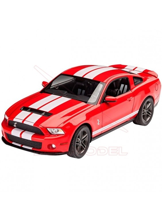 Maqueta Ford Shelby GT500 2010 Revell