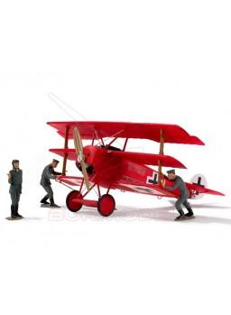 """Maqueta avión """" El barón rojo"""" 1:28"""