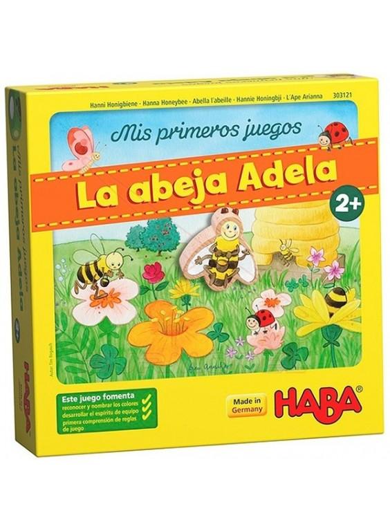 Mis primeros juegos. La abeja Adela