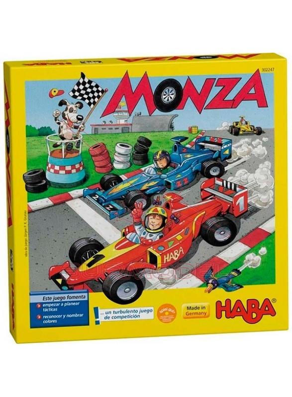 Juego Monza de HABA