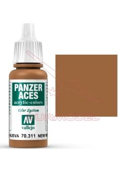 Pintura Vallejo Panzer Aces Madera Nueva 17ml