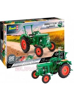 Maqueta tractor Deutz D30 96 piezas Revell 1:24