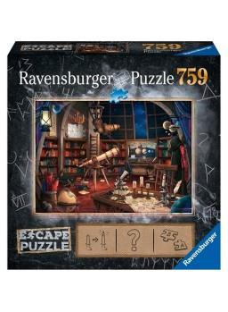 Escape puzzle El observatorio 759 piezas