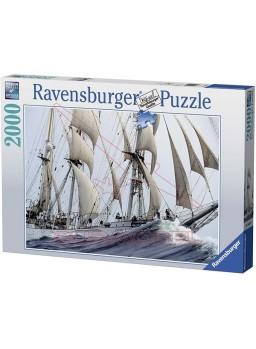 Puzzle 2000 piezas barco