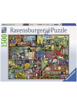 Puzzle 1500 piezas Objetos ruidosos