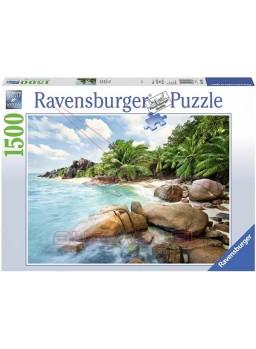 Puzzle 1500 piezas Playas de sueño