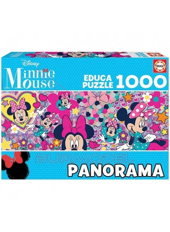 Puzzle 1000 piezas Minnie Mouse
