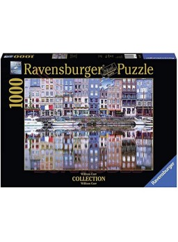 Puzzle Honefleur Reflection 1000 piezas