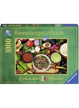 Puzzle 1000 piezas Hot sauce