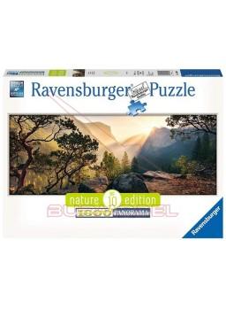 Puzzle El parque Yosemite 1000 piezas