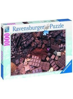 Puzzle el Paraíso de Chocolate 1000piezas