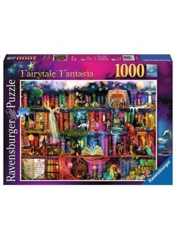 Puzzle 1000 piezas Fairytale Fantasía