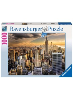 Puzzle Majestuosa New York 1000 piezas