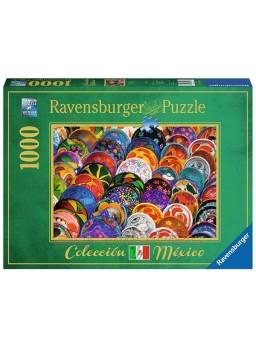 Puzzle 1000 piezas Placas coloridas.