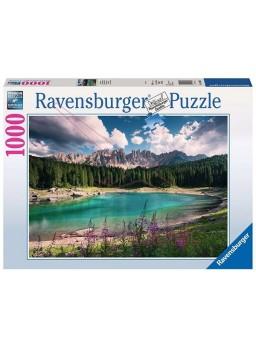 Puzzle La joya de los Dolomitas 1000 piezas