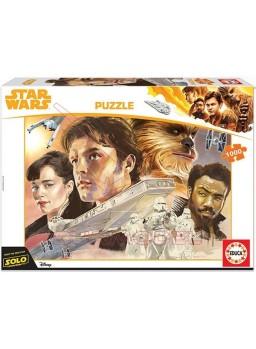 Puzzle 1000 piezas Star Wars Han Solo.