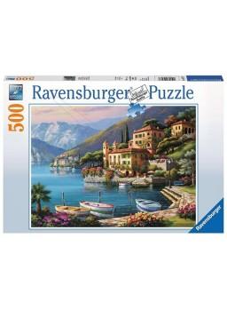 Puzzle Vista de Villa Bella 500 piezas.