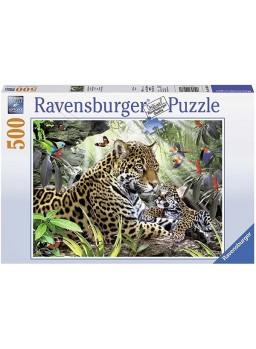 Puzzle Jaguares 500 piezas