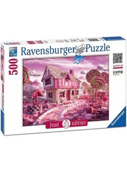 Puzzle Candy Cottage 500 piezas